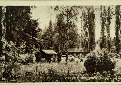 Partie v parku (1934)