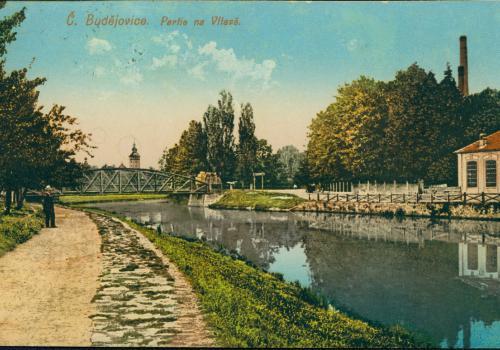 Partie na Vltavě (1913)